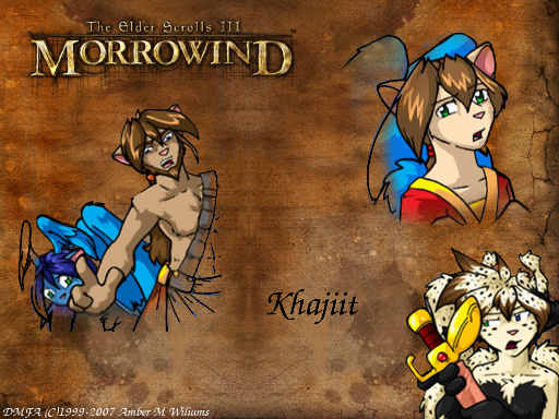 Morrowind - The Adventures of Cat Dude